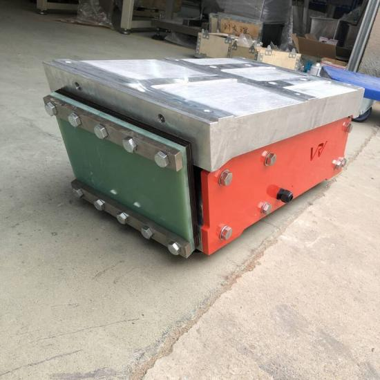 small electromagnetic vibratory feeder